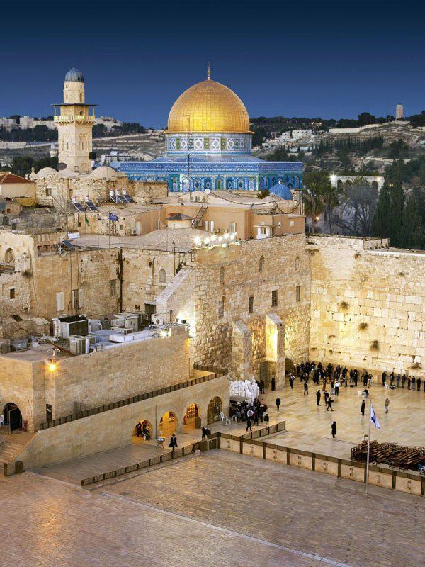 Jerusalem Muro de los lamentos