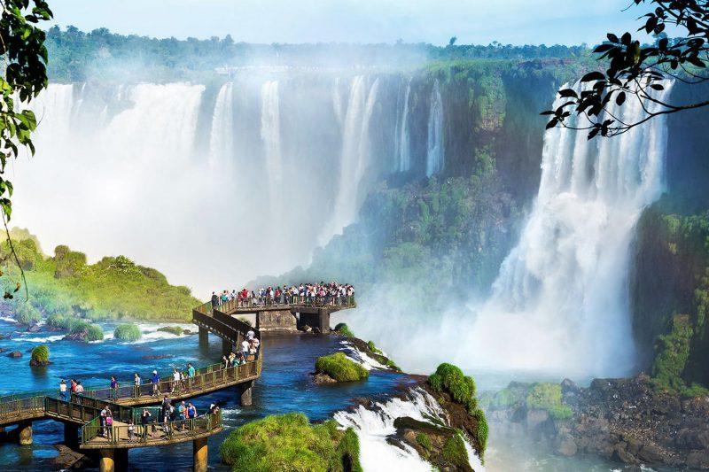 Turismo nacional Cataratas