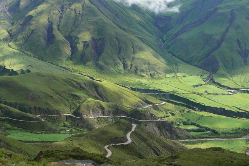 Salta valles calchaquies Cachi